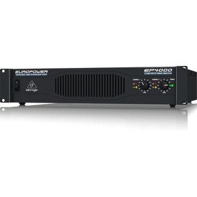 Amplificador Ep 4000 Potencia Ep4000 Behringer ** Djfast**