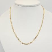 Cadena Hermes De Oro 18kts Rojo 6,8grs 55cm Brumat