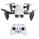 Micro Mini Drone Plegable De Bolsillo Con Control Remoto