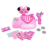 Caja Registradora De Juguete Minnie Mouse Minnie Bowtique