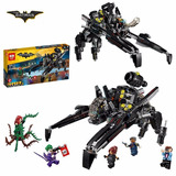 Batman Vs Enemigos Lego Bloques Armar Armotodo Sy871 Figura