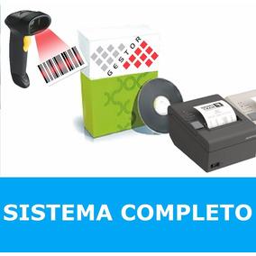 Sistema Completo Pdv Controle De Estoque E Frente De Caixa