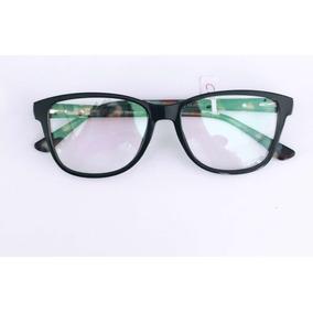 Óculos Feminino P  Grau Preto C  Haste Metal Brinde+ Fg · Armação Óculos De  Grau Lançamento Quadrado Frt Grátis+brinde f7a3bb64bd