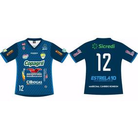 Linda Camisa Futsal Dellabruna G - Camisetas e Blusas no Mercado ... 12b41267787ae