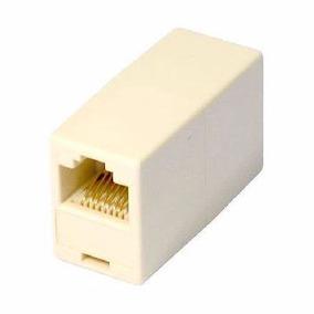 1 Cople Rj45 Hembra A Hembra Internet Telmex Axtel Maxcom