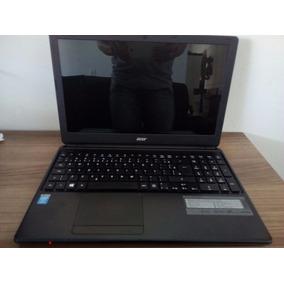 Notebook Acer E1-572-6 Core I5 4gb Ram 500gb Hd Muito Rápido