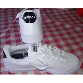 adidas Cloudfoam Color Blanco 100% Originales, Nuevos.