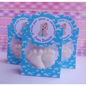 Souvenirs Baby Shower Personalizados Jabon Sobrecito-cajita