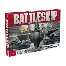 Battle Ship La Batalla Naval De Hasbro
