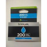 Tinta Impresora Lexmark Color Cyan