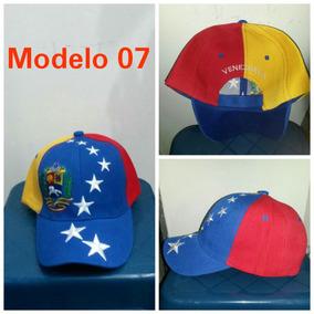 Gorra Tricolor Venezuela* Tienda Física*