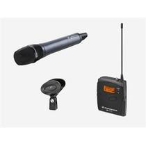 Sennheiser Ew-135p G3 Microfono Inalambrico De Mano En Uhf