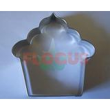 Cortante Galletita Cupcake Muffin Flogus Porcelana Comunion