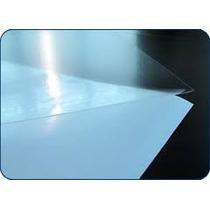 Papel Adhesivo Transparente Mylar Doble Carta Laser Offset