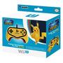 Pokken Pro Pad Pikachu Nintendo Wii U Pokemon Envio Gratis