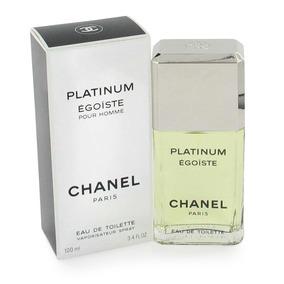 Perfume Platinum Egoiste Chanel Masculino Edt 100ml Original