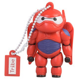 Memoria Usb 8 Gb Big Hero 6 Baymax Armored Figura Tribe