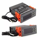 Termostato Digital Con Sonda Stc1000 Controlador Temperatura