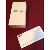 Caja Samsung Galaxy Siii