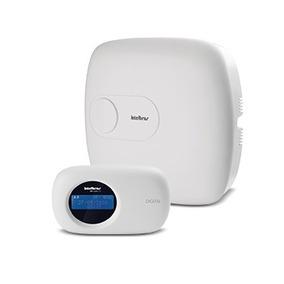Central De Alarme Gsm Intelbras Monitorada Amt2018 Eg Gprs