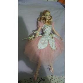 Barbie Bailarina. Item Raro! Bem Abaixo Do Custo!