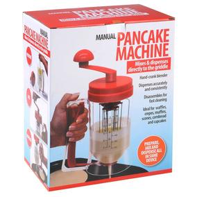 Hot Cakes Máquina Dispensador Y Batidora Masa