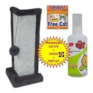 Canto De Sofá Coleira Free Cat Antipulgas Cat Nip Spray