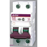 Llaves Termomagneticas 2x10-16-20-25-32amp Baw