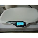 Báscula Electrónica Digital Pesa Bebes 20kg, Sin Caja