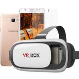 Samsung J5 Prime 2017+ Gafas 3d+mica Vidrio+factura+garantia
