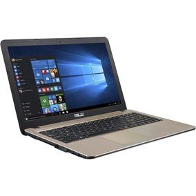 Notebook Asus 15,6´´ Pentium Quad Core 4gb 240ssd Win 10