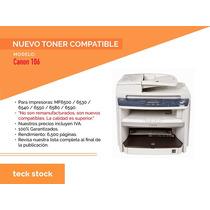 Cartucho Toner Nuevo Compatible Generico Canon 106