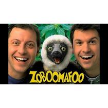 Muñeco De Peluche Zabomafoo Lemur