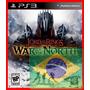 Senhor Dos Aneis Guerra No Norte War In The North Ps3 Ptbr