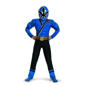 Disfraz Para Niño Músculo Chicos Clásico Traje De Samurai P