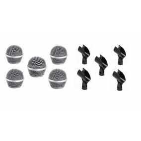 Kit Com 5 Globos Para Microfone E 5 Cachimbos Santo Ângelo