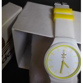 e12bbfbc493 Relogio Adidas Fundo Amarelo - Relógios no Mercado Livre Brasil