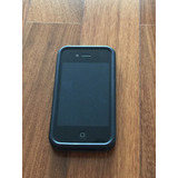Iphone 4s 16gb Usado (preto) Com Capinha