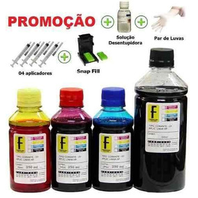 Kit 1350ml Recarga Cartucho Canon Mp230 Mp250 Mp280 Ip2700