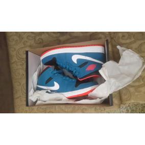 Zapatos Jordan Nike Retro 1 Original Nuevo Talla 40,5