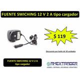 Fuente Switching 12v 2a Camara Seguridad Cctv Regulada P/led