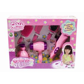 Kit Infantil Beleza Girls In Action 164 - Bs Toys-oferta