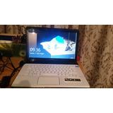 Laptop Sony Vaio Core I3 8gb 320gb Sve141l11u