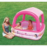 Piscina De Juegos Con Parasol Princesas 91057