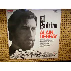 Alain Debray / El Padrino - Lp De Vinilo