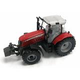 Miniatura Trator Massey Ferguson 7480 - Escala 1/32