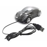 Mouse Usb Óptico Tipo Auto Ferrari Led Colores 3d - Te659