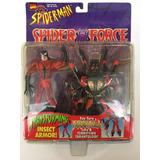 Spider-man Spider Force Tarantula 1997 Toybiz Marvel Legends