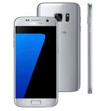Smartphone Samsung Galaxy S7 32gb (vitrine) C/ Nf E Garantia
