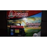 Generador Electrico Marca Agros 950.
